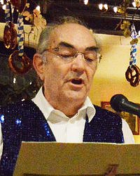 Gerhard Krause von der Hofmarkbühne Winhöring